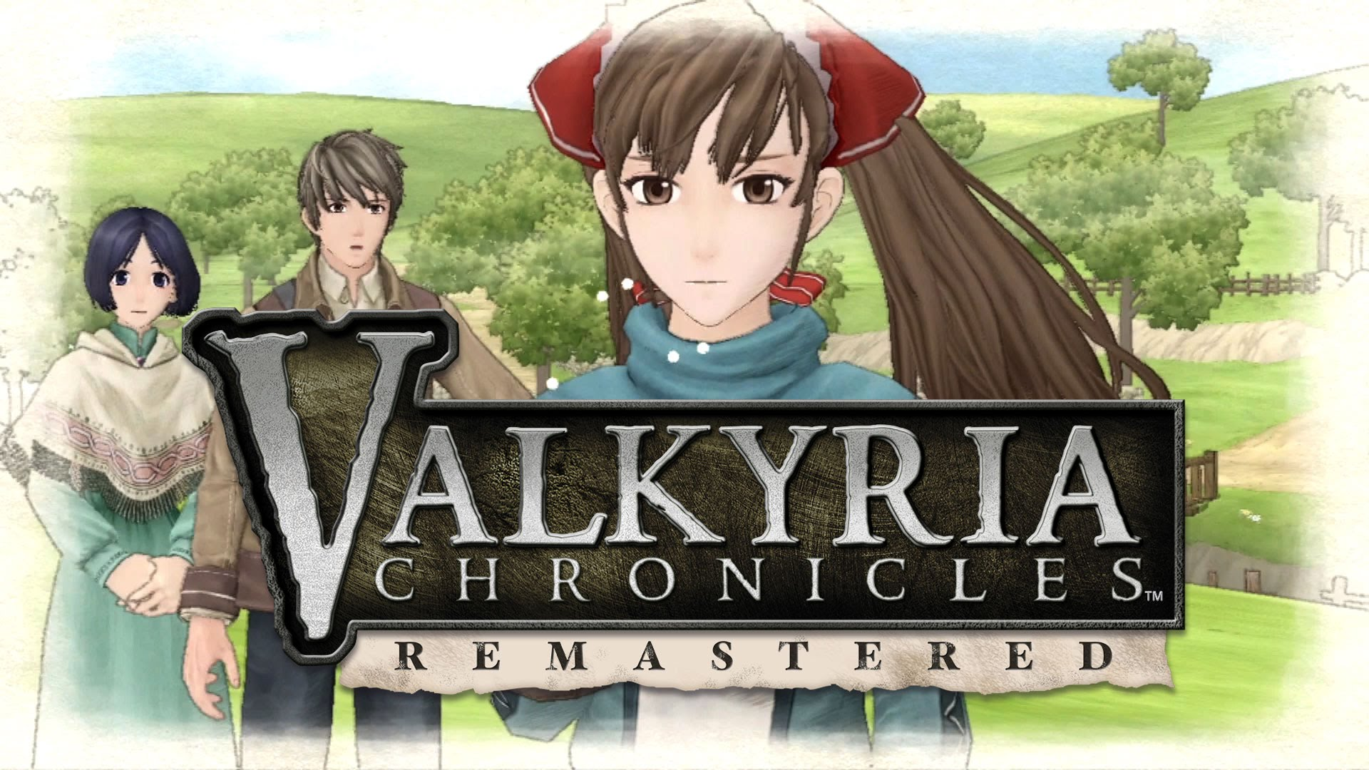 Valkyria Chronicles Remastered | Story Trailer