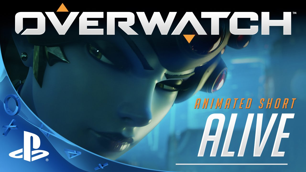 Overwatch - Alive Animated Short