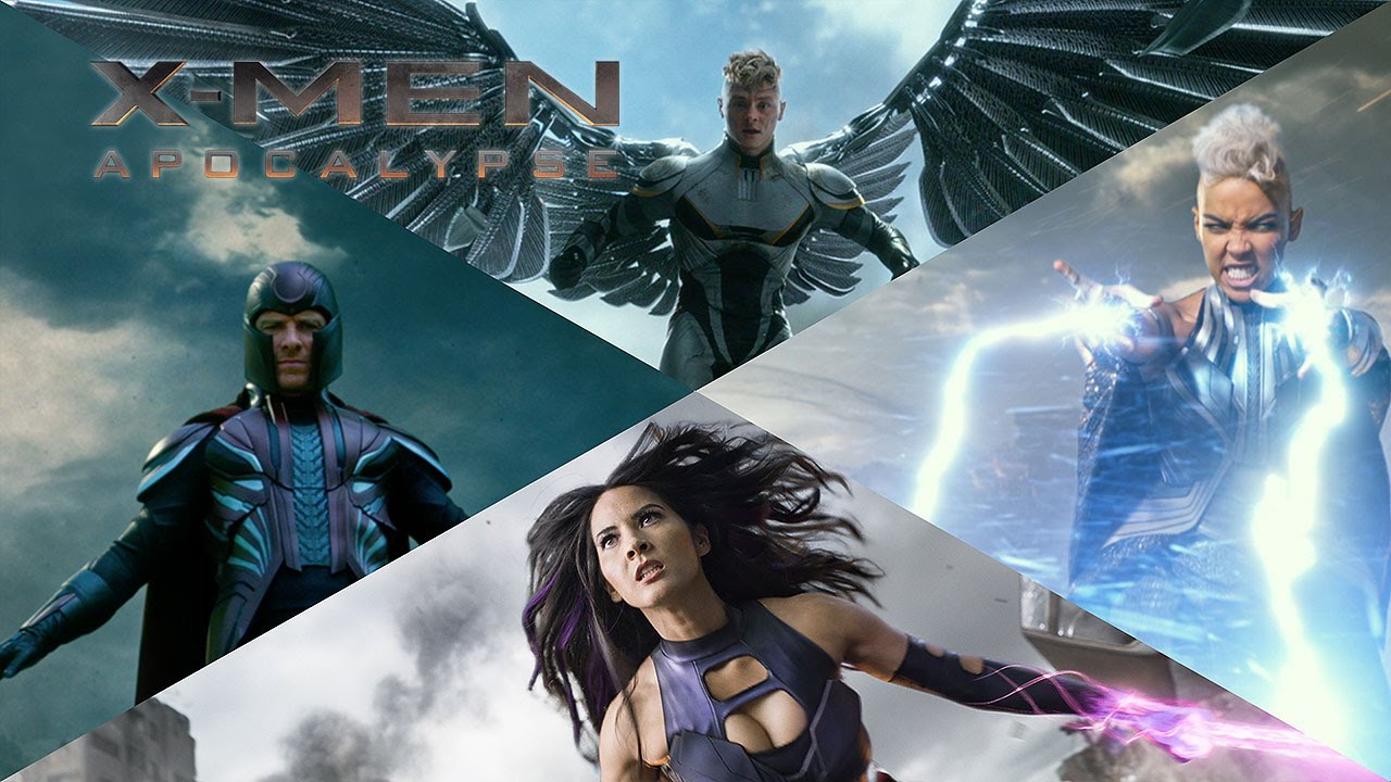 X-Men: Apocalypse | 'The Four Horsemen'