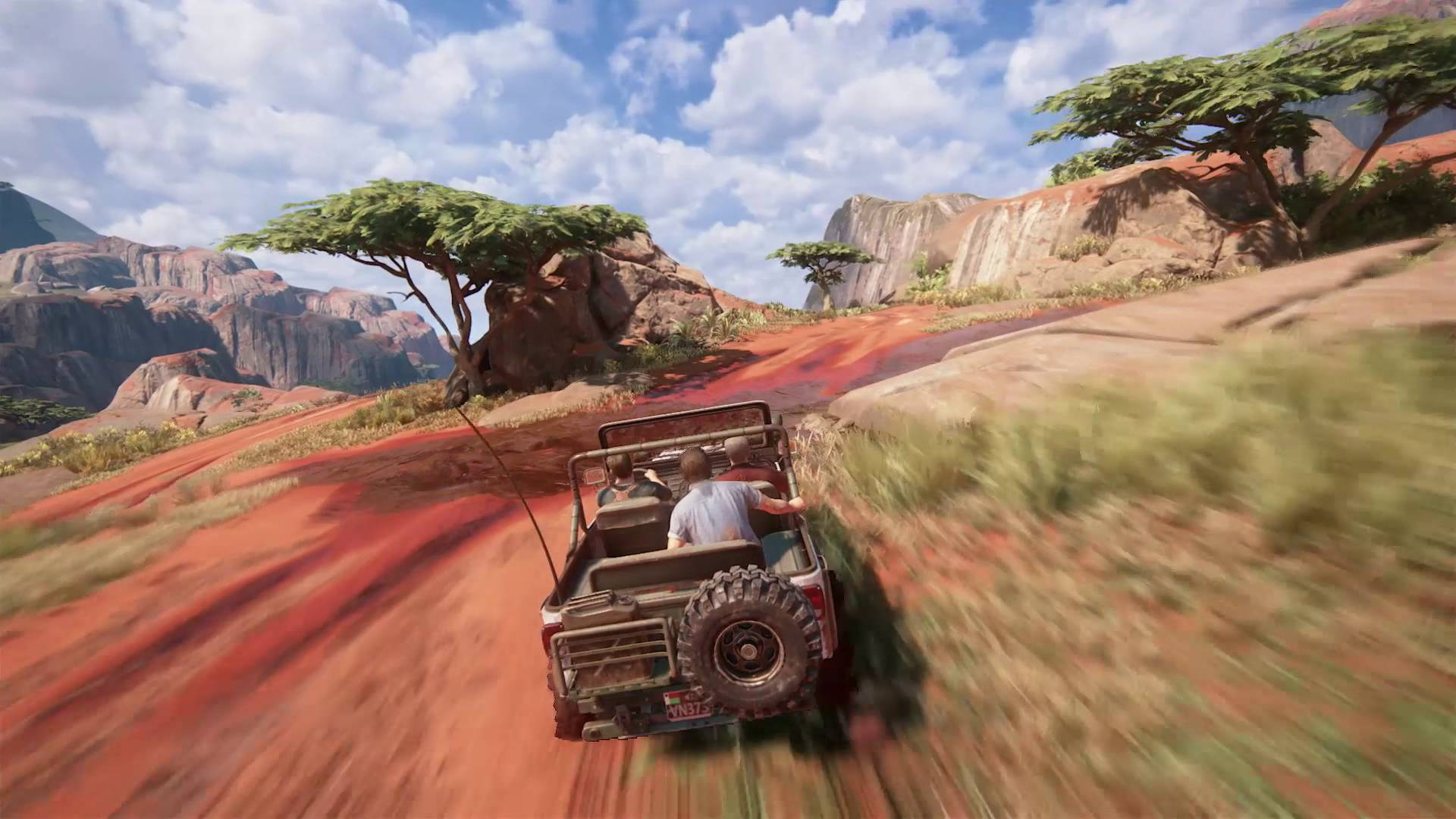 Uncharted 4 | Hands-on with Nathan Drake in Madagascar