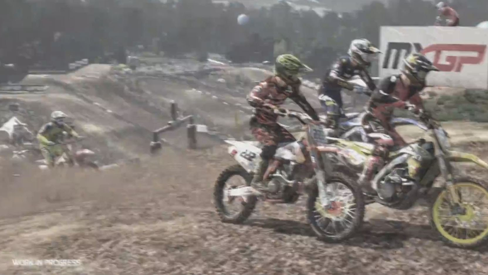 MXGP2 - Action Trailer