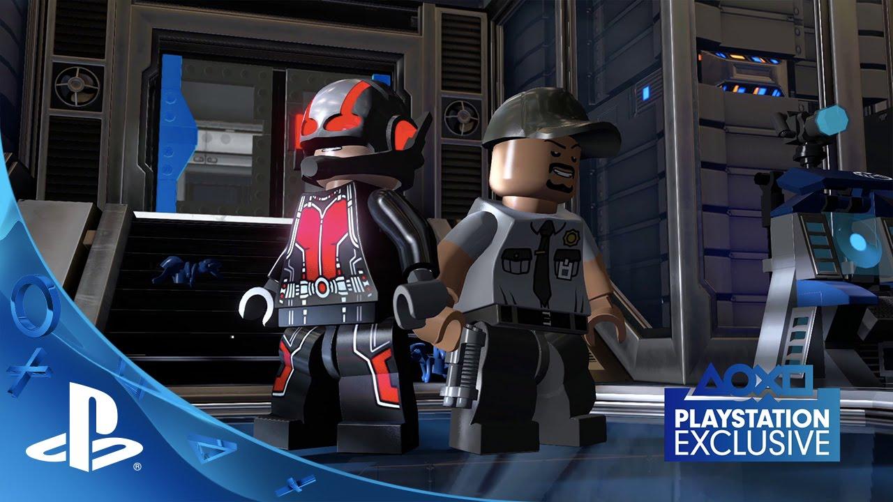 LEGO Marvel's Avengers - Ant-Man Trailer
