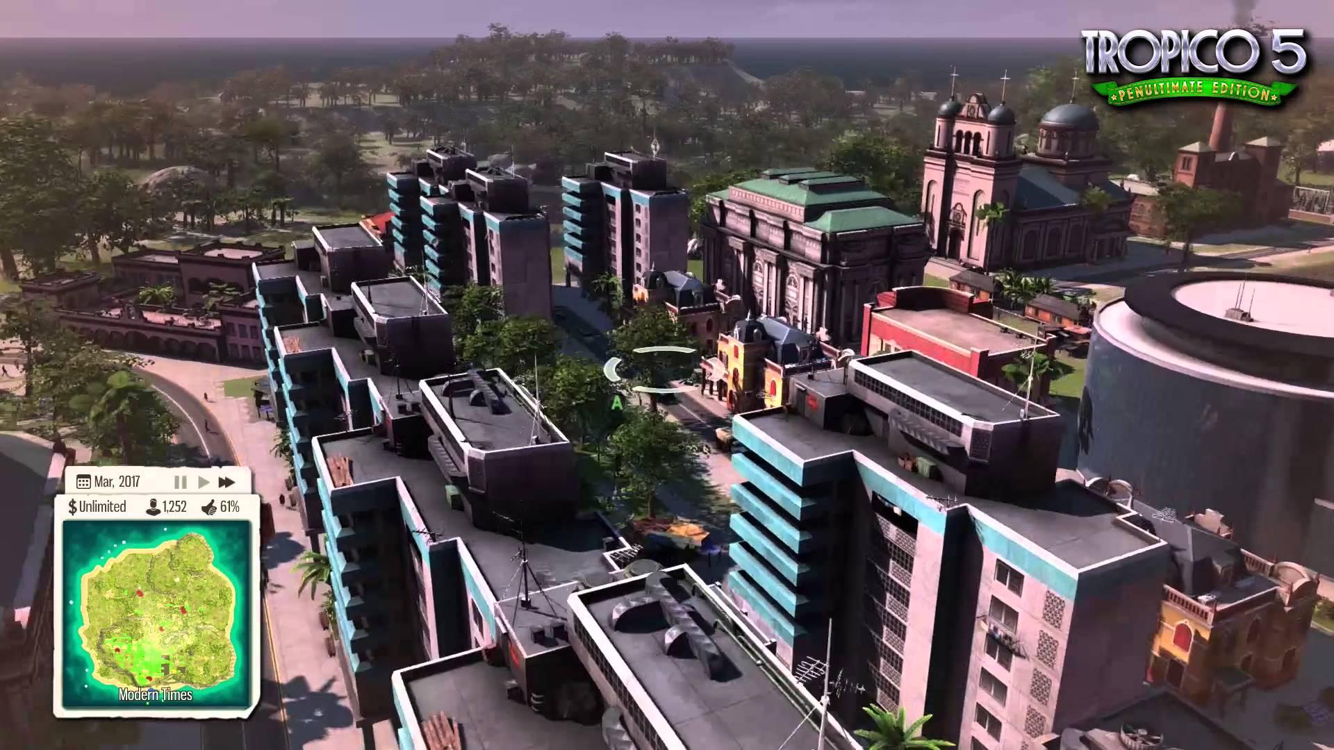 Tropico 5 Penultimate Edition (Xbox One) - Short Trailer