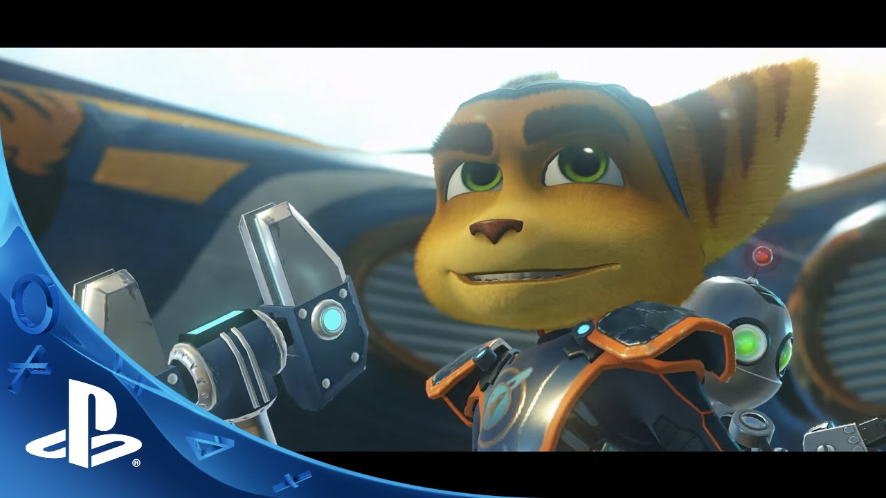 Ratchet & Clank - Paris Games Week 2015 Trailer