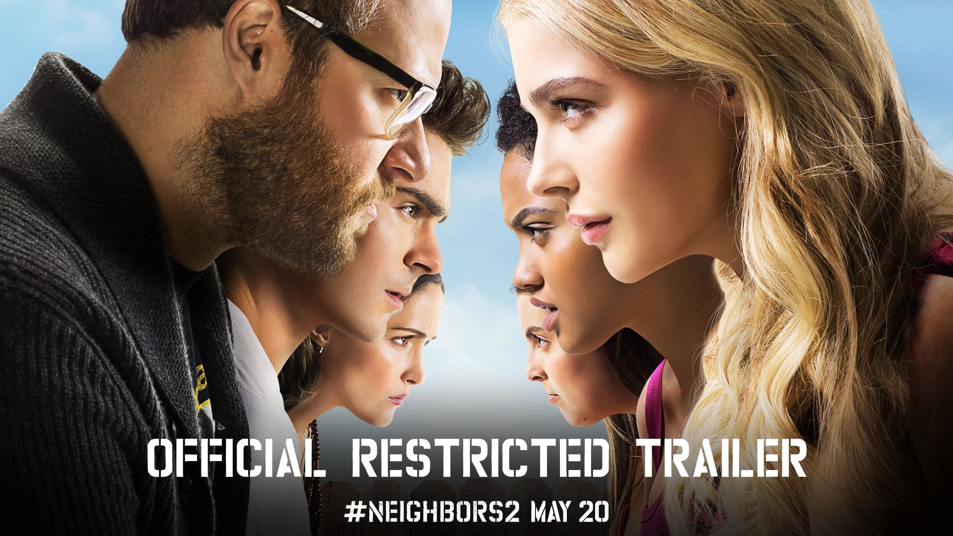 Neighbors 2 - Official Restricted Trailer