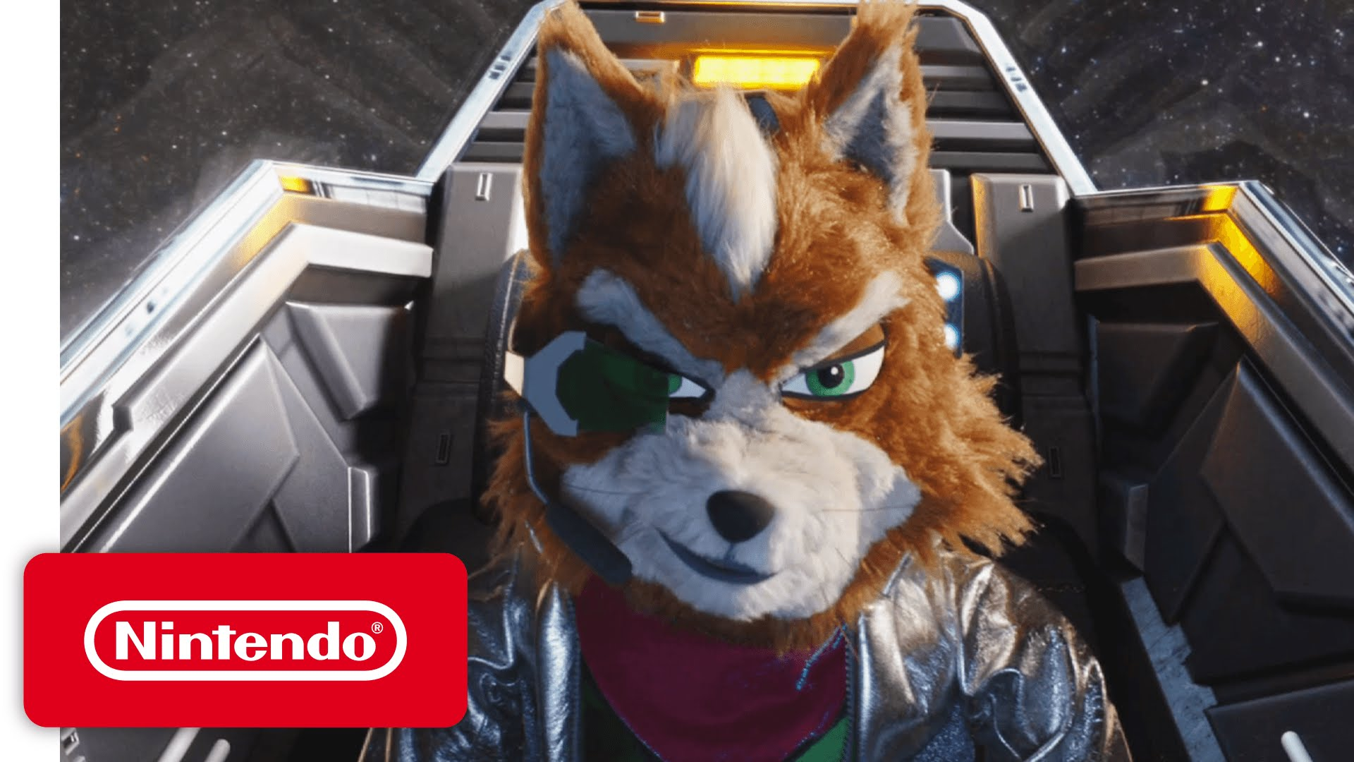 Star Fox Zero - Foxy Fox Trailer