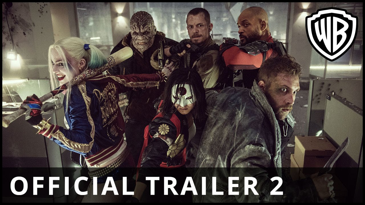 Suicide Squad – Blitz Trailer