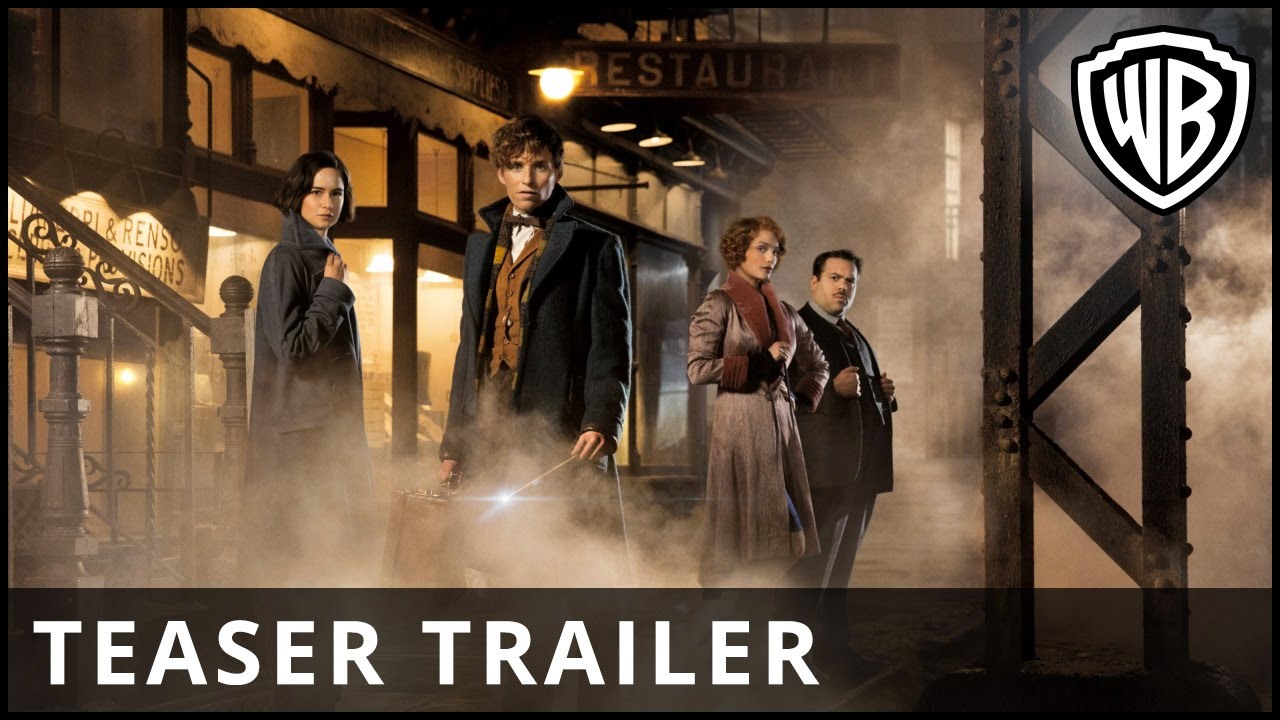 Fantastic Beasts and Where to Find Them – Teaser Trailer 2