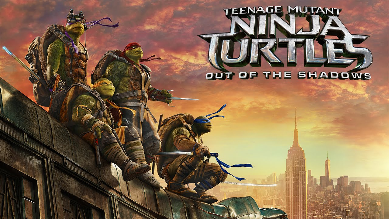 Teenage Mutant Ninja Turtles: Out of the Shadows | Trailer #2