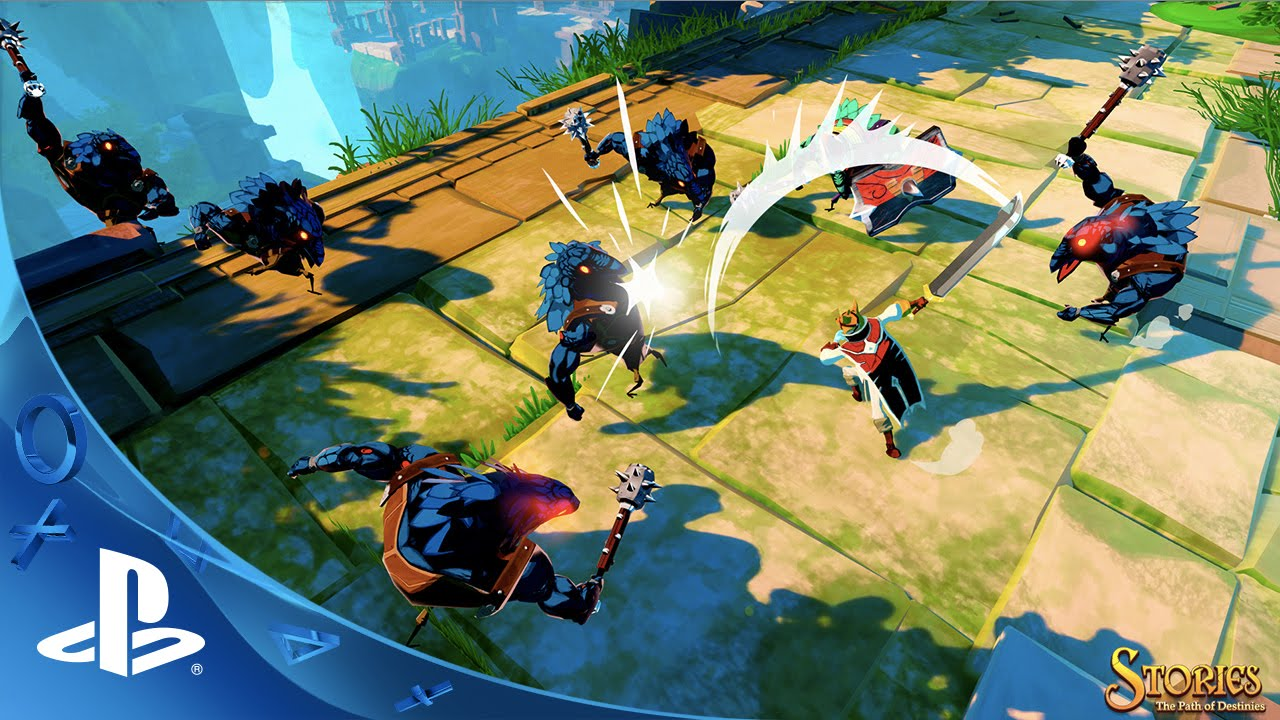 Stories: The Path of Destinies - Accolade Trailer
