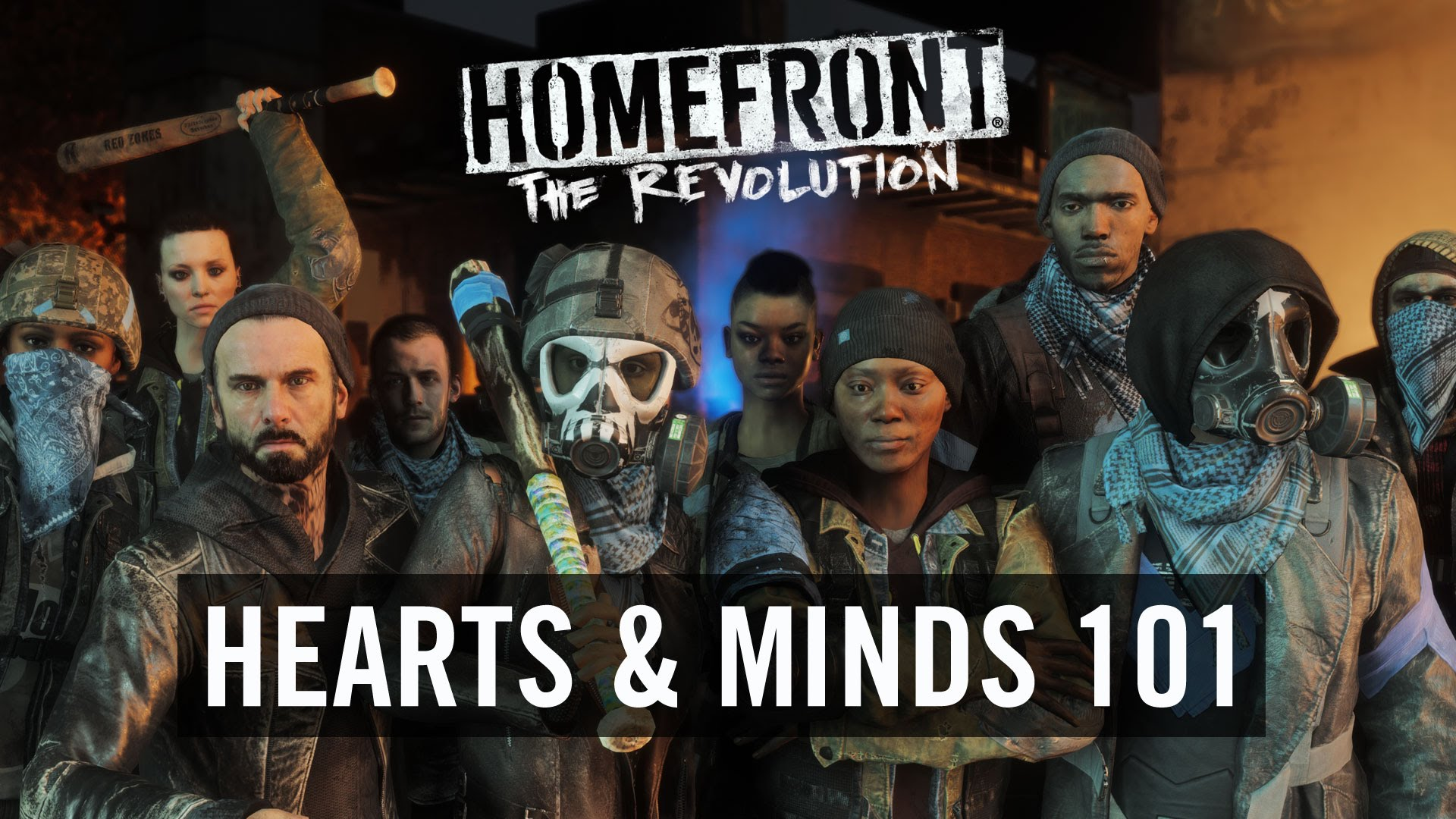 Homefront: The Revolution 'Hearts and Minds 101'