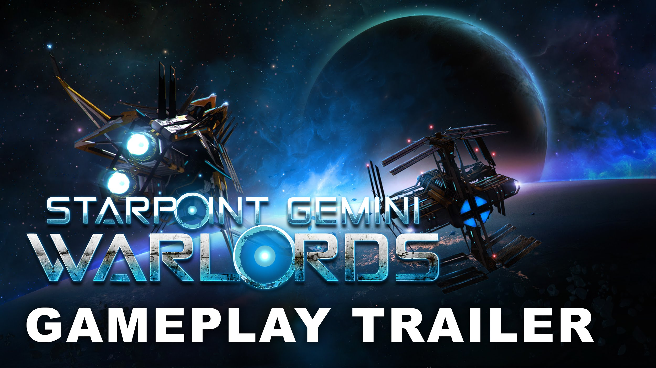 Starpoint Gemini Warlords - Early Access Gameplay Trailer