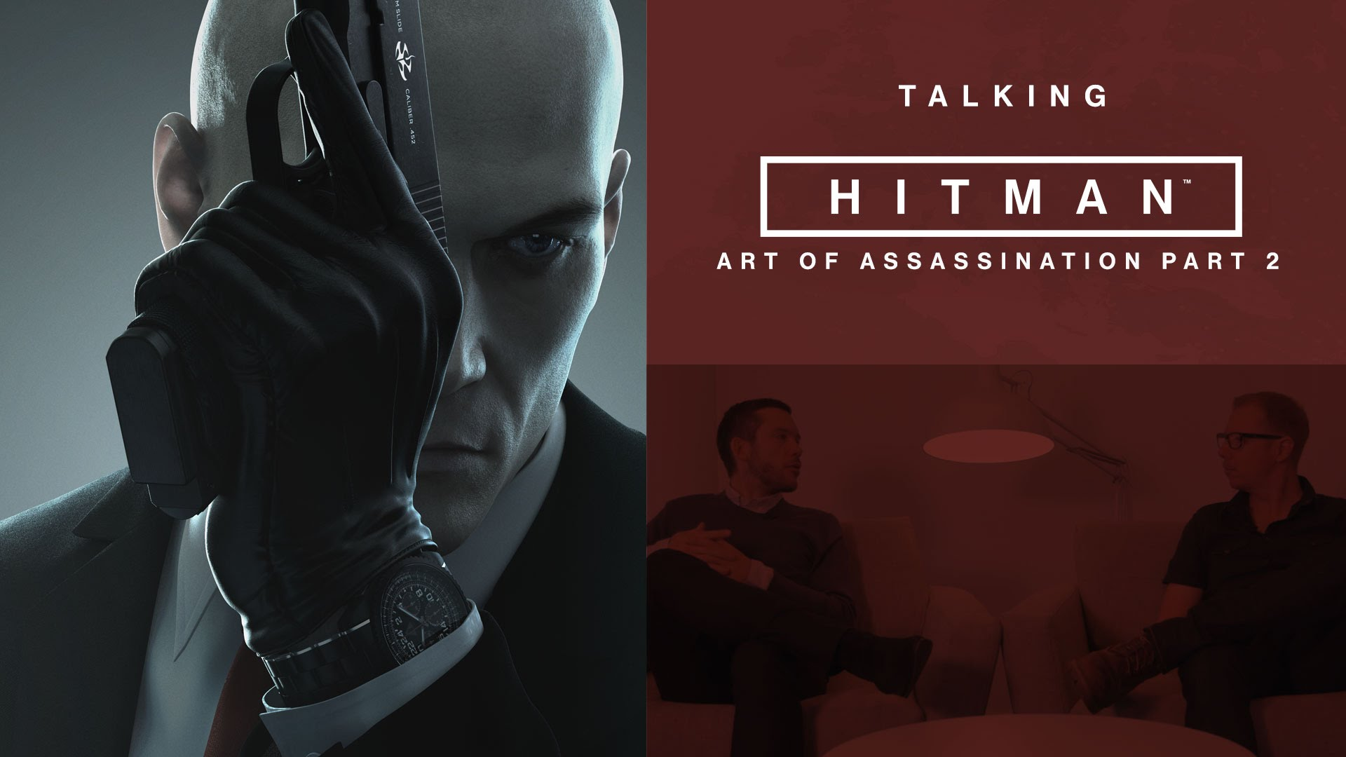 Talking Hitman: The Art of Assassination, Part 2