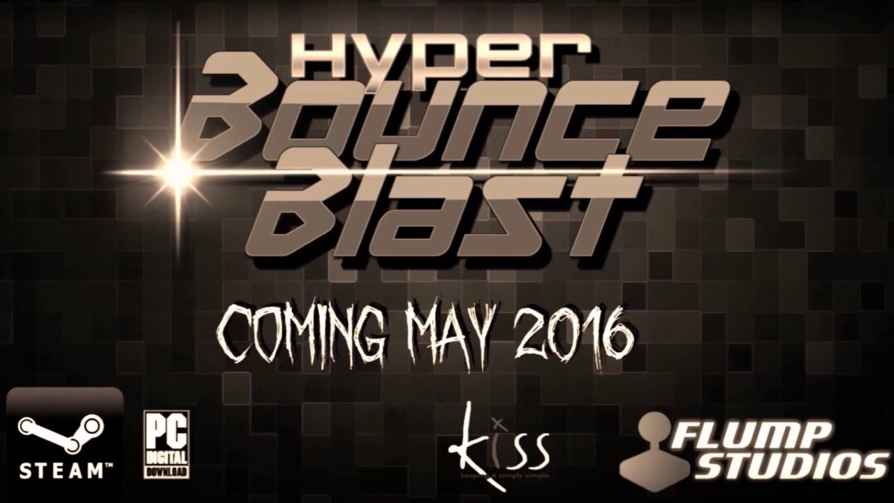 Hyper Bounce Blast - Official Reveal Trailer (2016)