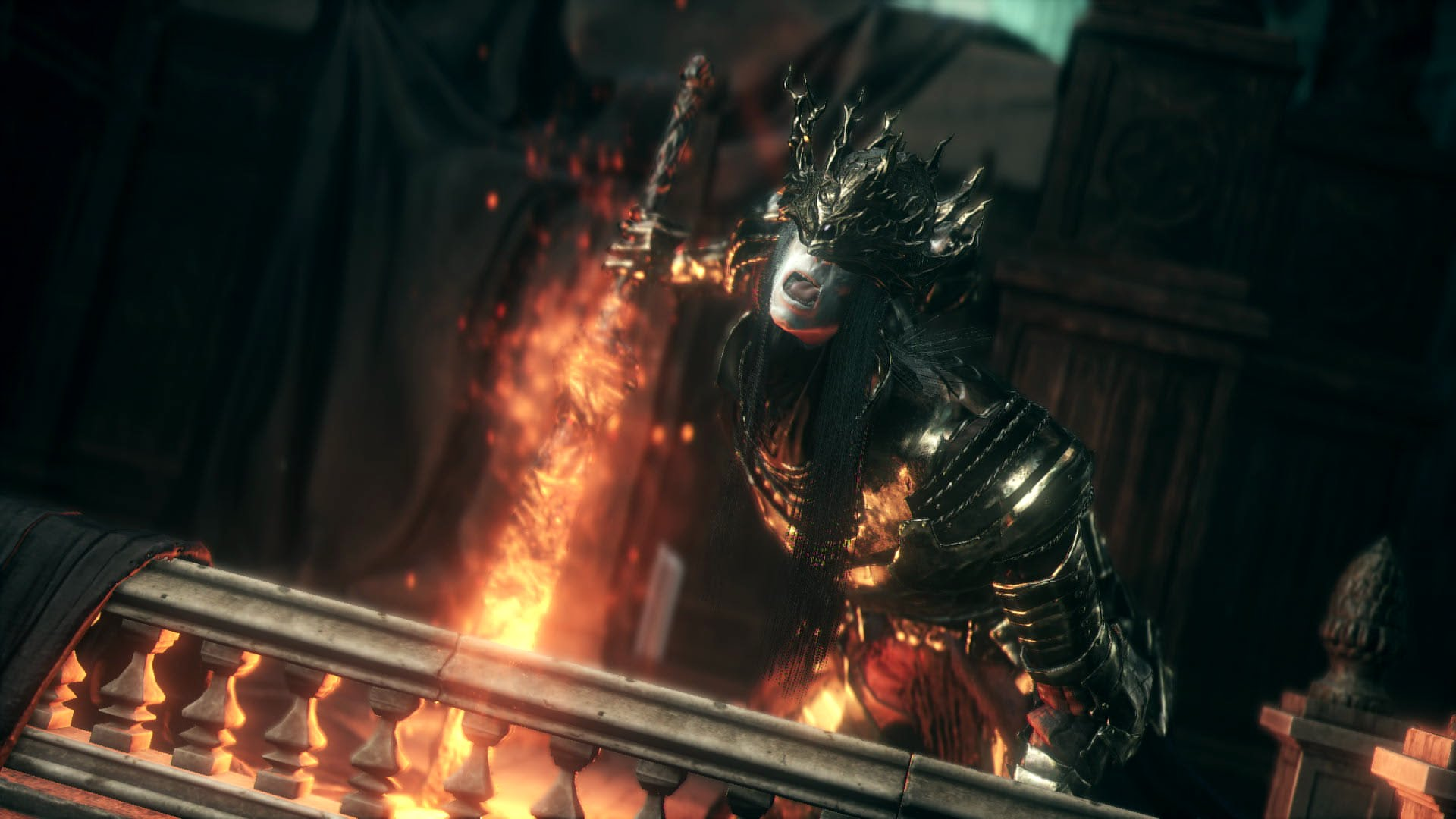 Dark Souls III – Kingdom Fall