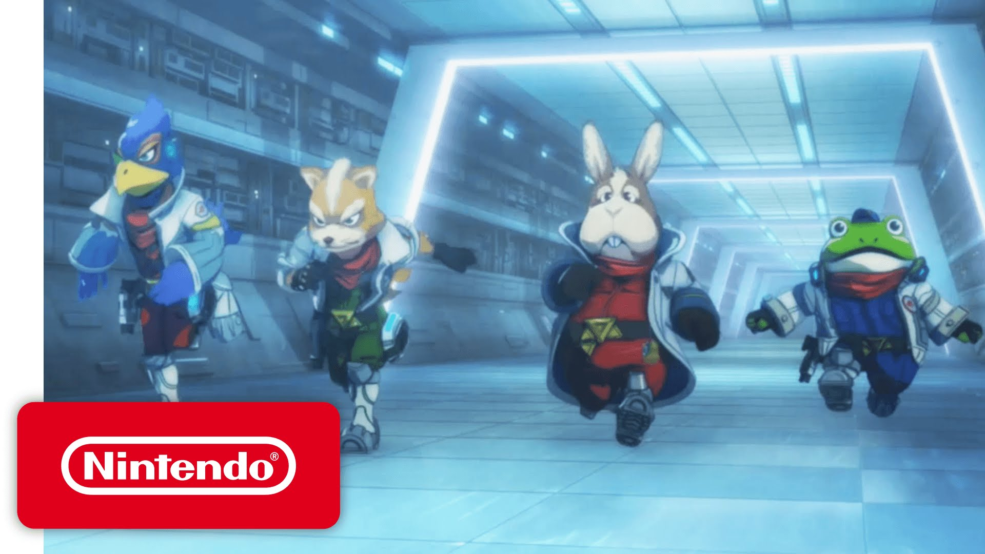 Star Fox Zero: The Battle Begins – Teaser Trailer