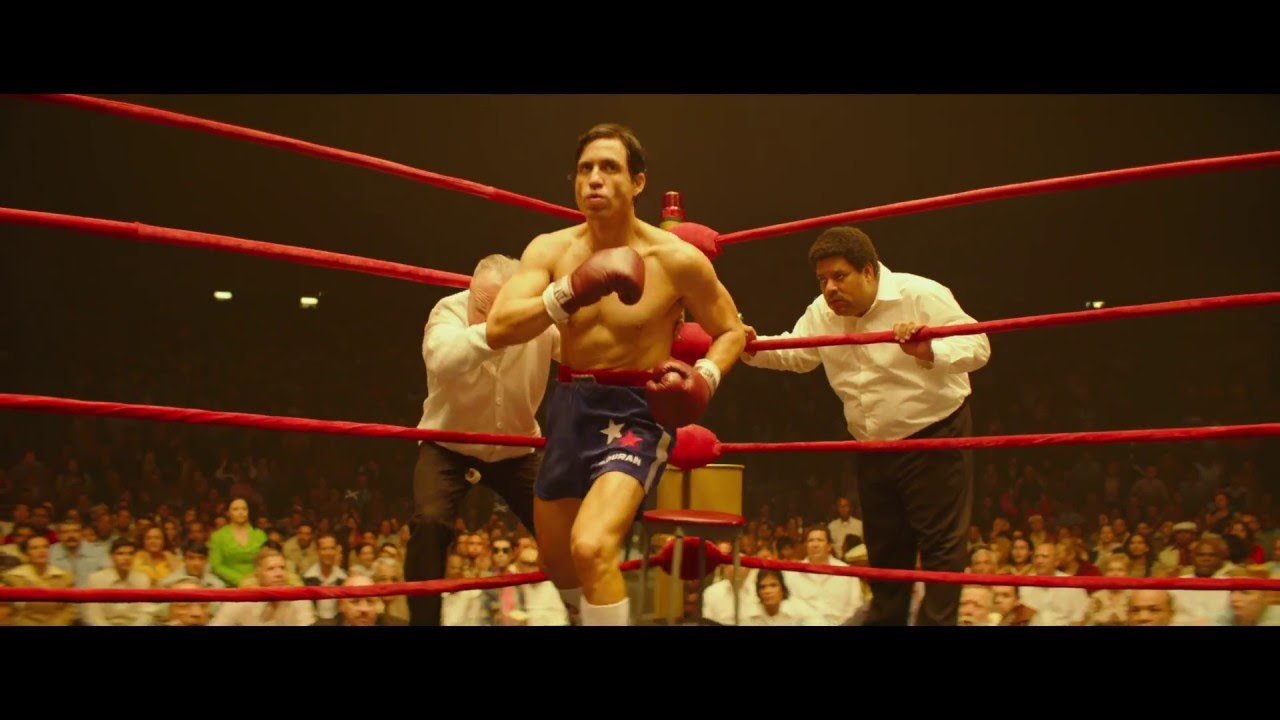 HANDS OF STONE - Official US Teaser Trailer