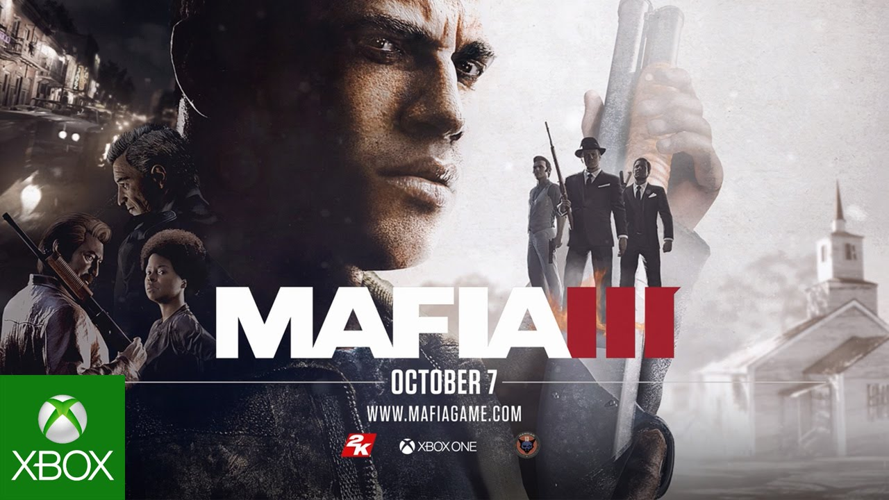 Mafia III One Way Road Story Trailer