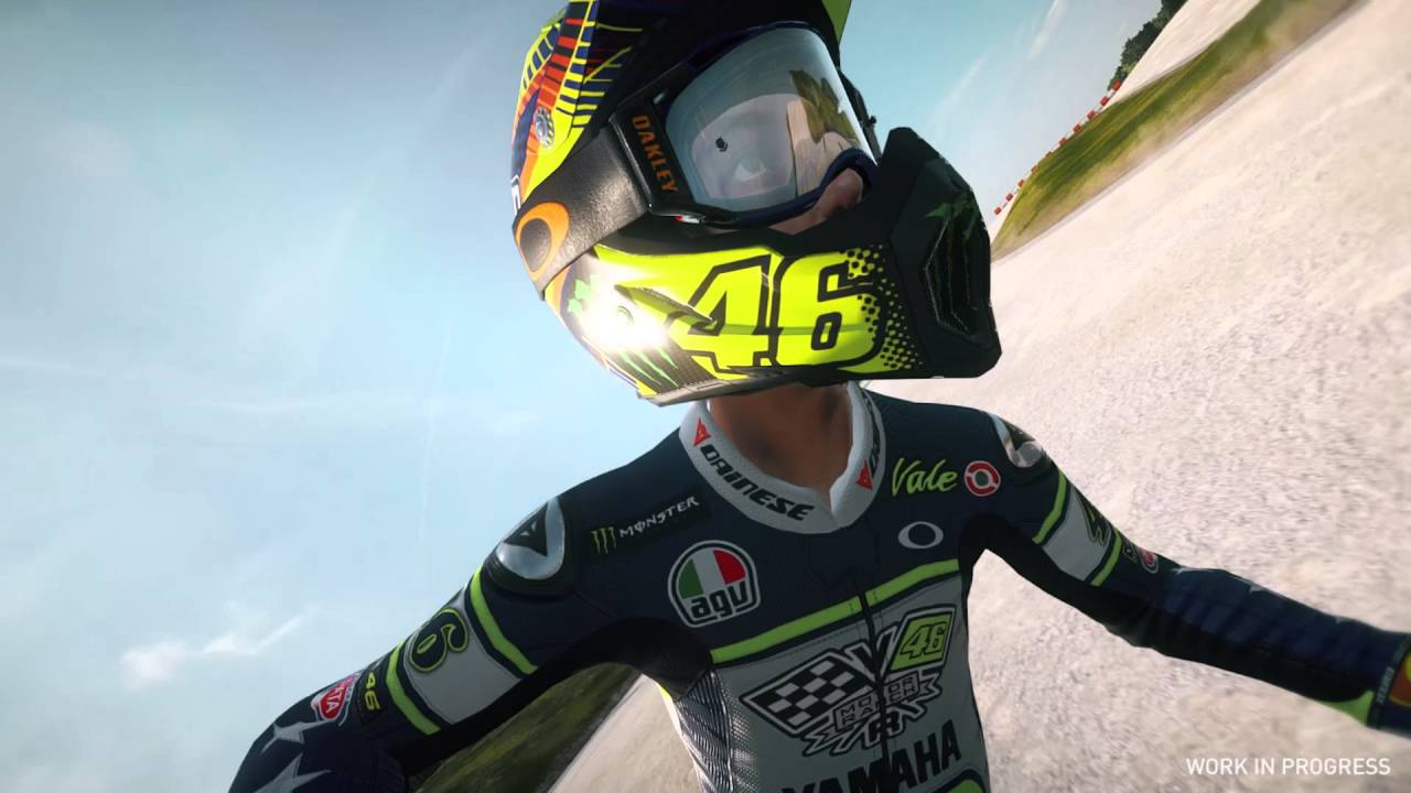 Valentino Rossi The Game Ranch Trailer