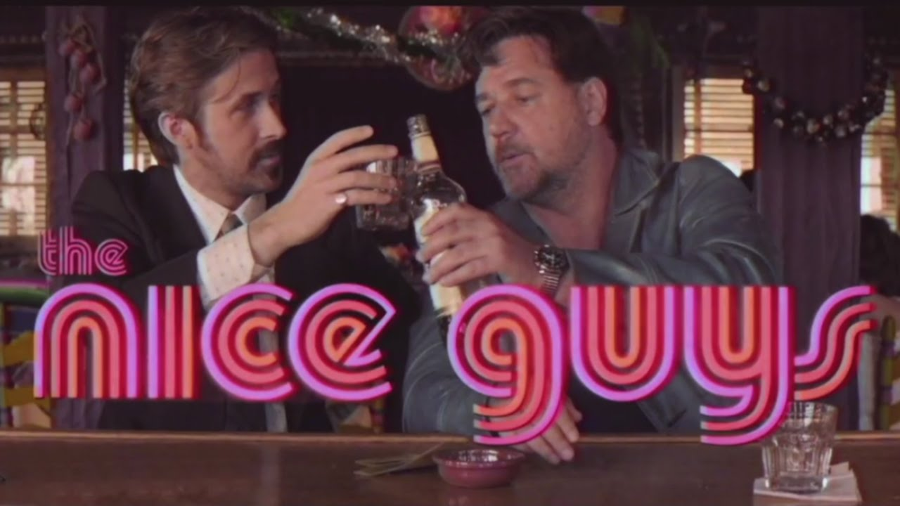 The Nice Guys - 70's Retro Trailer [HD]