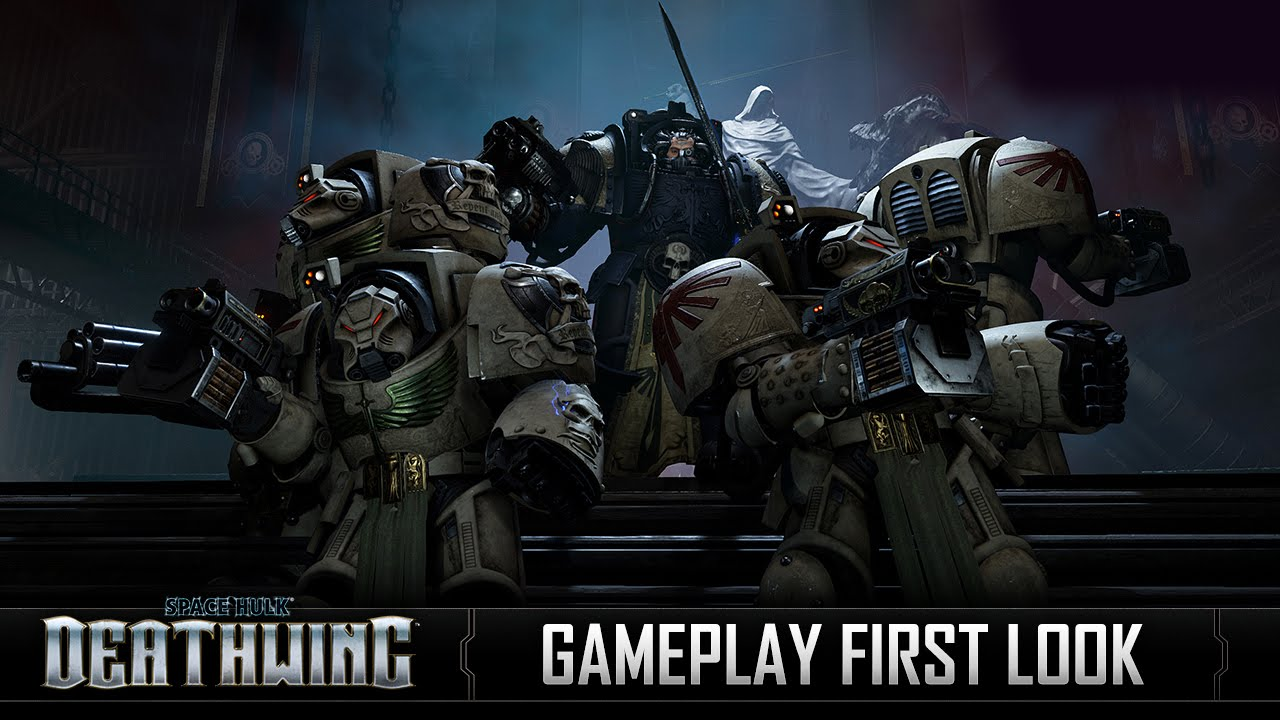 Space Hulk: Deathwing - Gameplay First Look