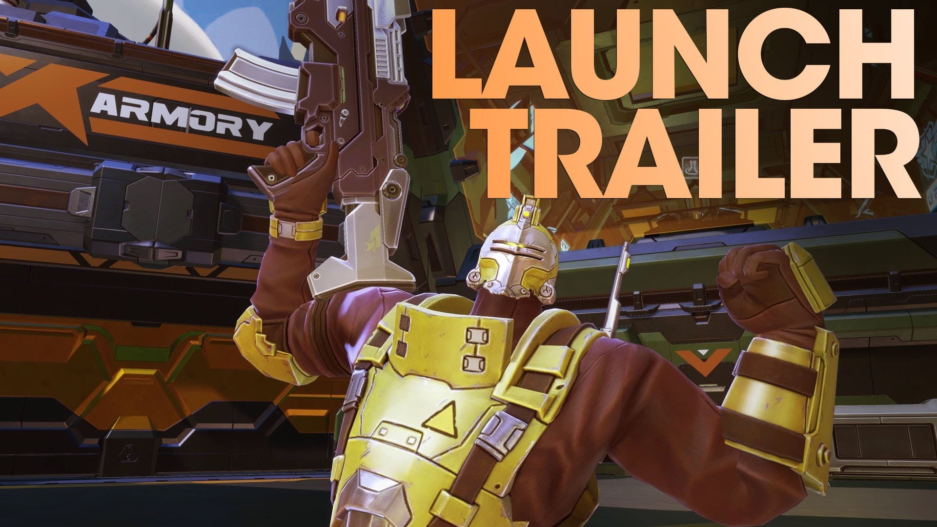 Battleborn Launch Trailer