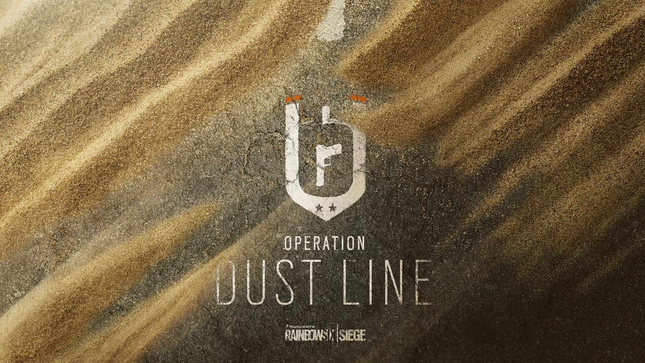 Rainbow Six Siege - Dust Line Teaser