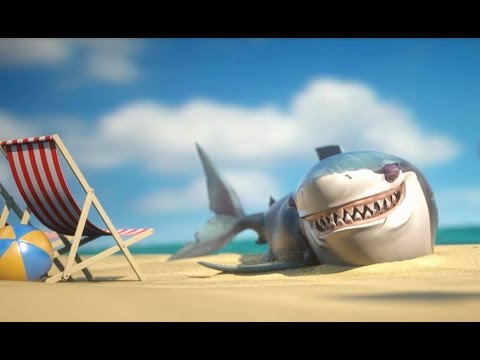 Hungry Shark World - Launch trailer
