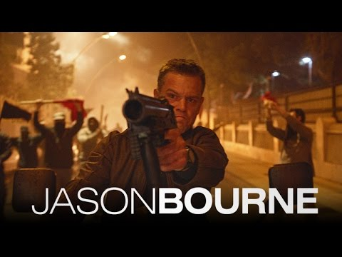 "Jason Bourne - Featurette: ""Jason Bourne Is Back"" (HD)"