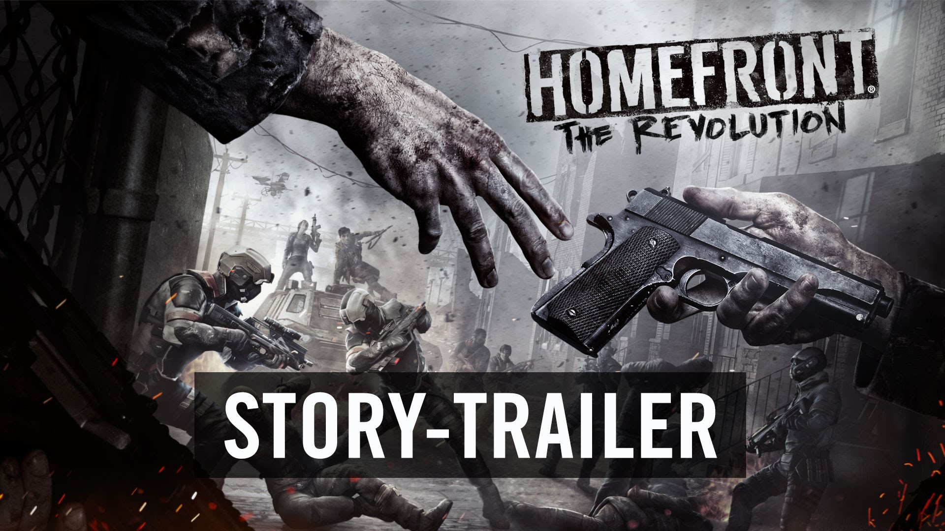 Homefront: The Revolution Story-Trailer