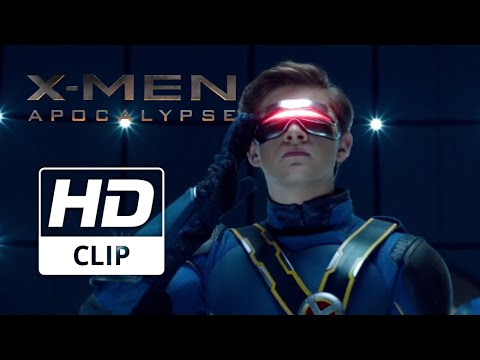 X-Men: Apocalypse | To Fight | Official HD Clip 2016