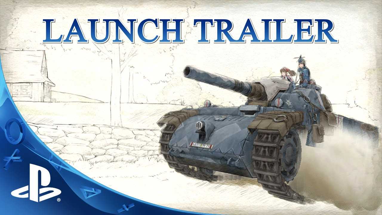 Valkyria Chronicles Remastered - Full Trailer