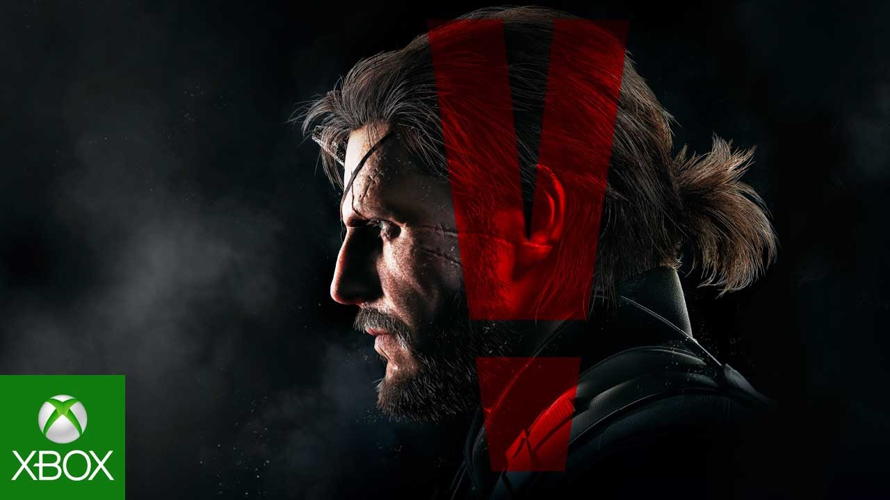METAL GEAR SOLID V: The Phantom Pain GC Trailer