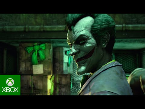 Batman: Return to Arkham - Welcome to the Madhouse