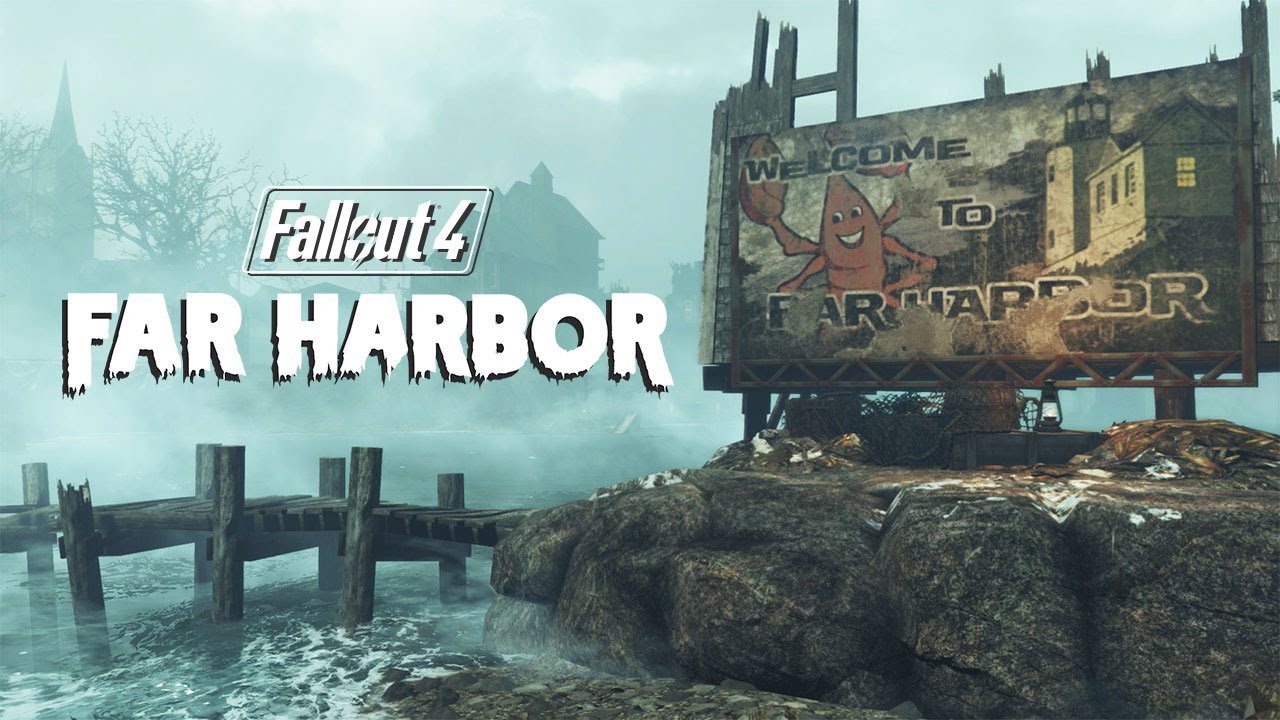 Fallout 4: Exploring Far Harbor