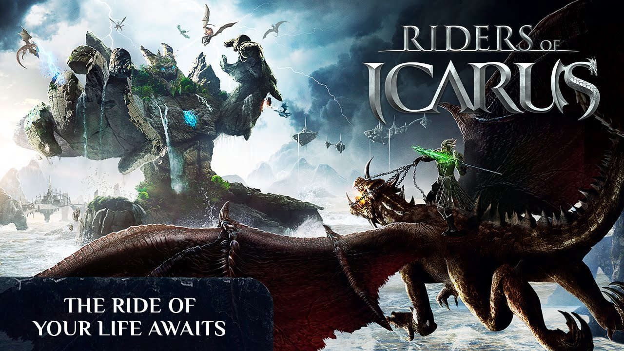 Riders of Icarus - Official Mounts Gameplay Trailer