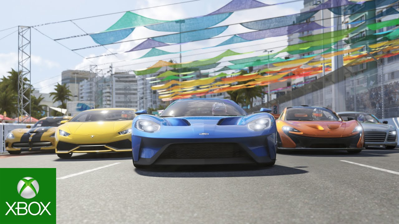 Forza Motorsport 6: Launch Trailer