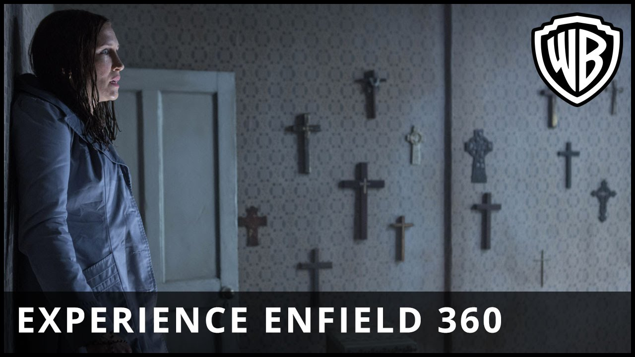 The Conjuring 2 - Experience Enfield 360 Video