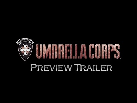 UMBRELLA CORPS - Preview Trailer