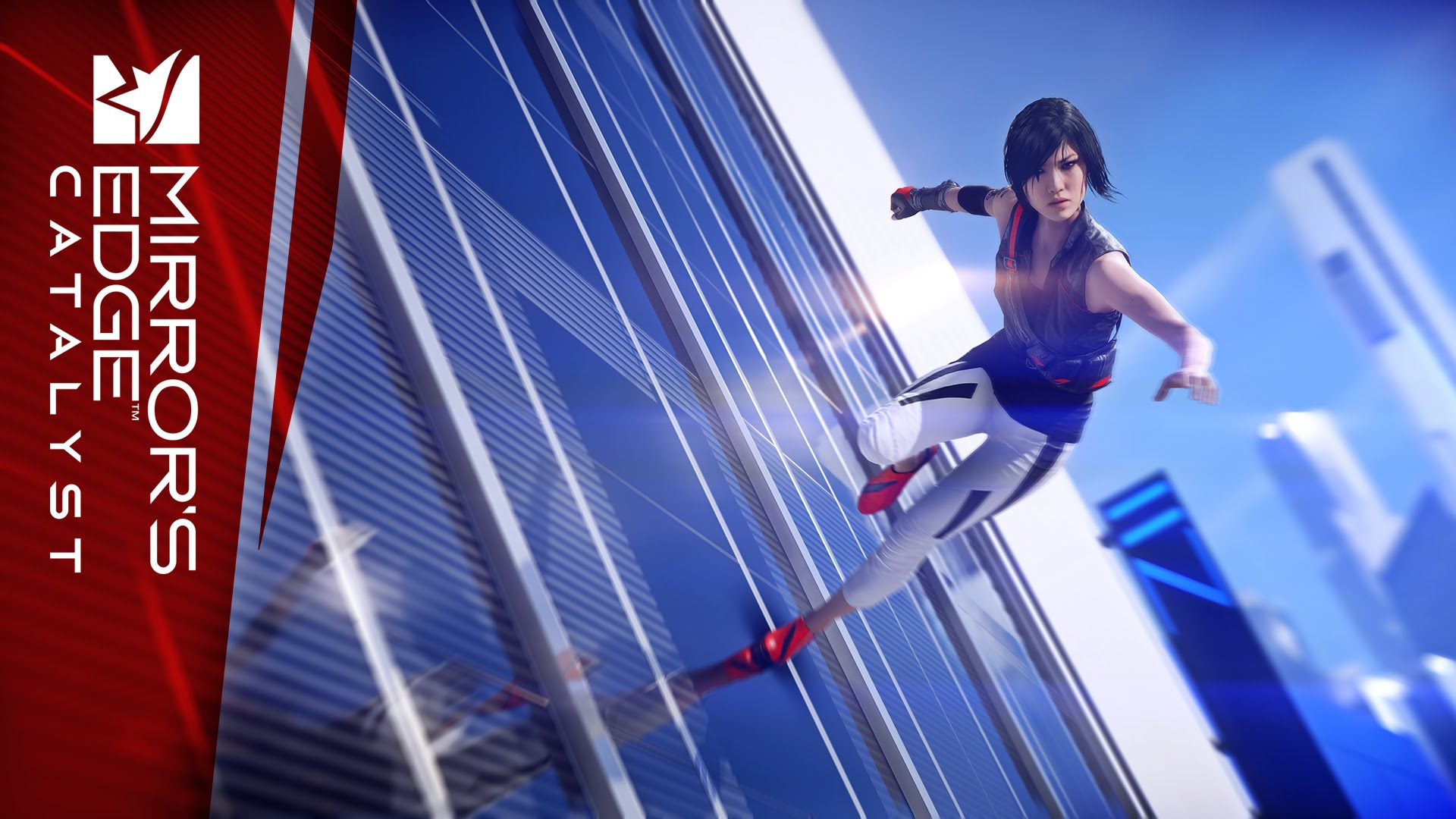 Mirror's Edge Catalyst Launch Trailer - Why We Run