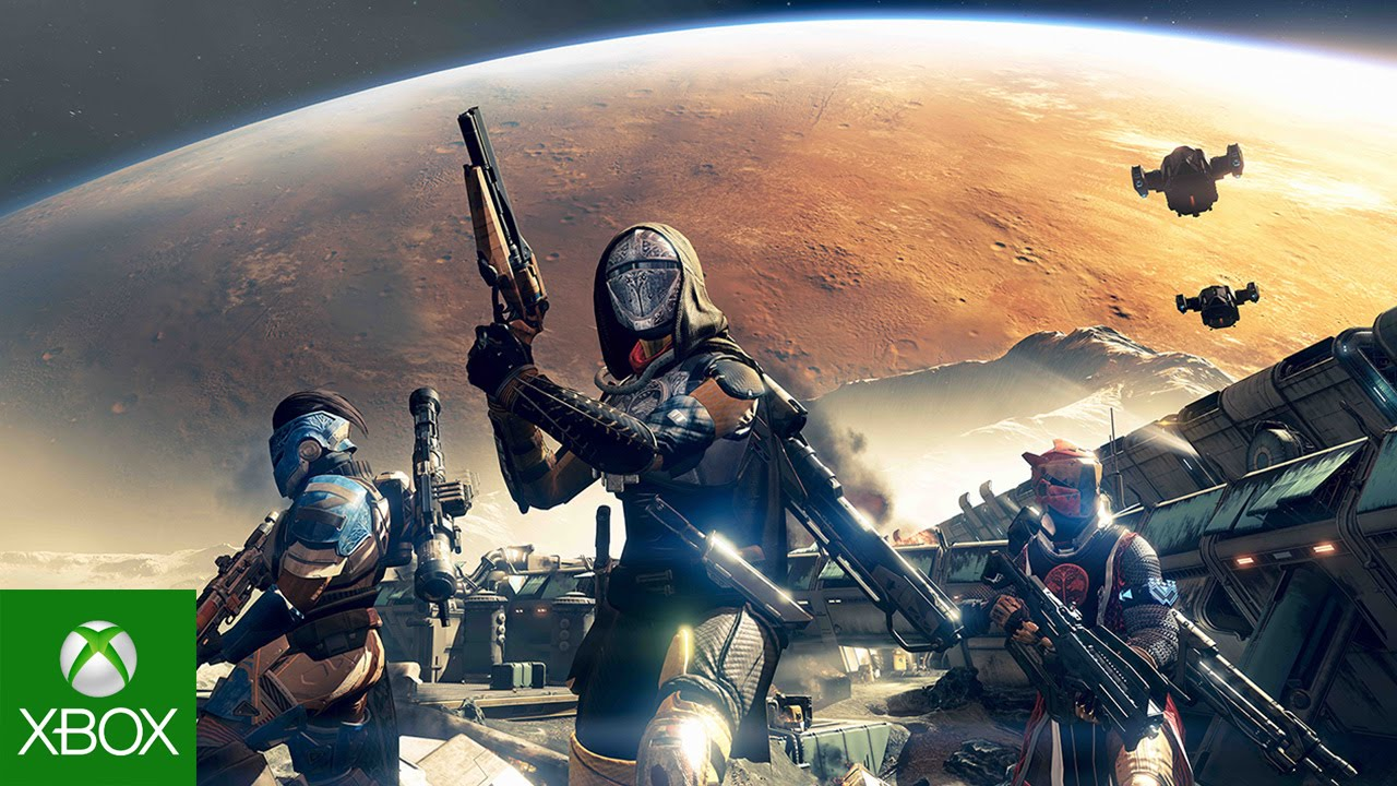 Destiny: The Taken King – Legendary Edition Trailer