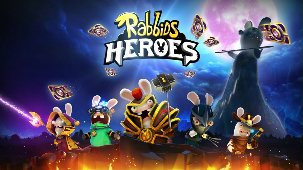 Rabbids Heroes Announcement Trailer