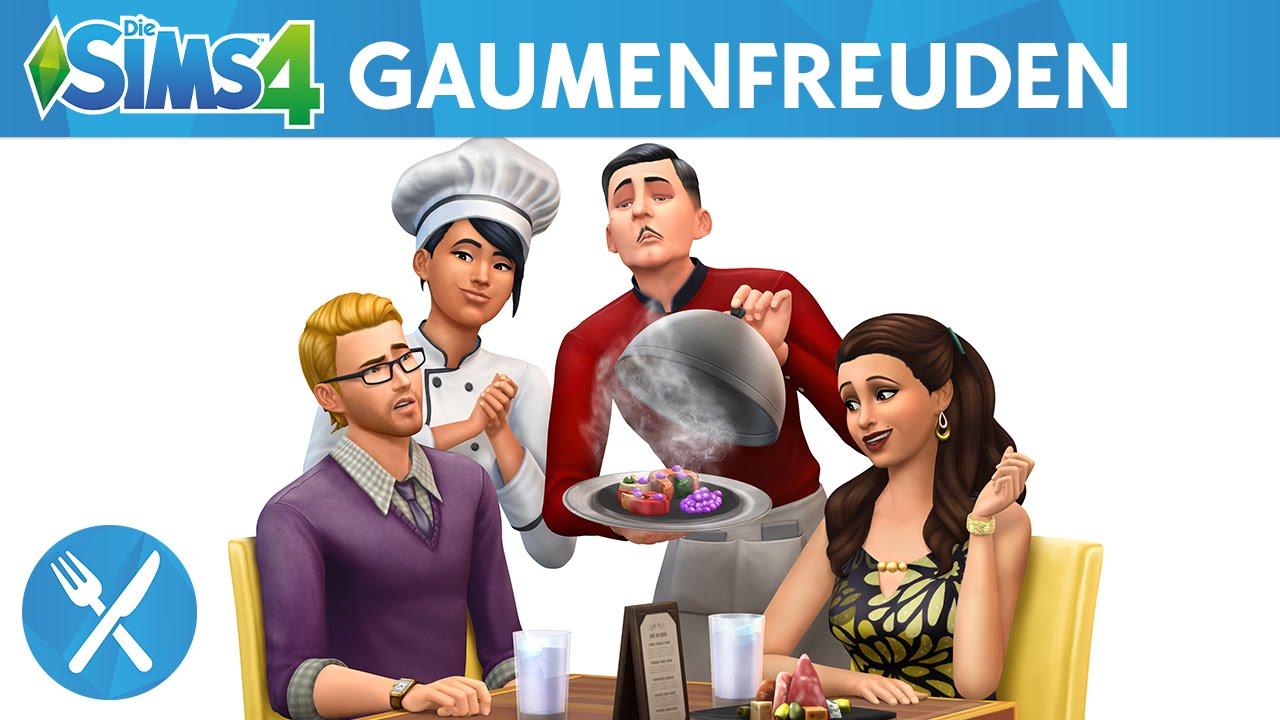 Die Sims 4 Gaumenfreuden: Offizieller Trailer