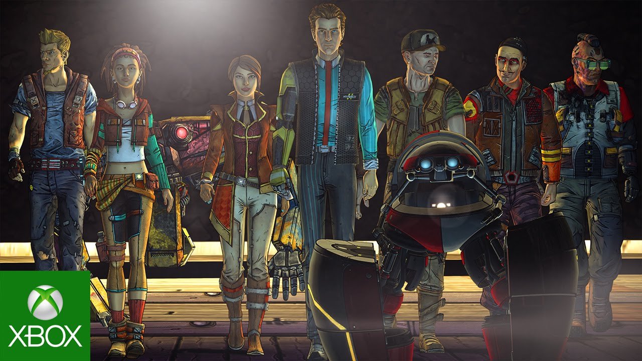 Tales from the Borderlands - Episode 4 Launch Trailer