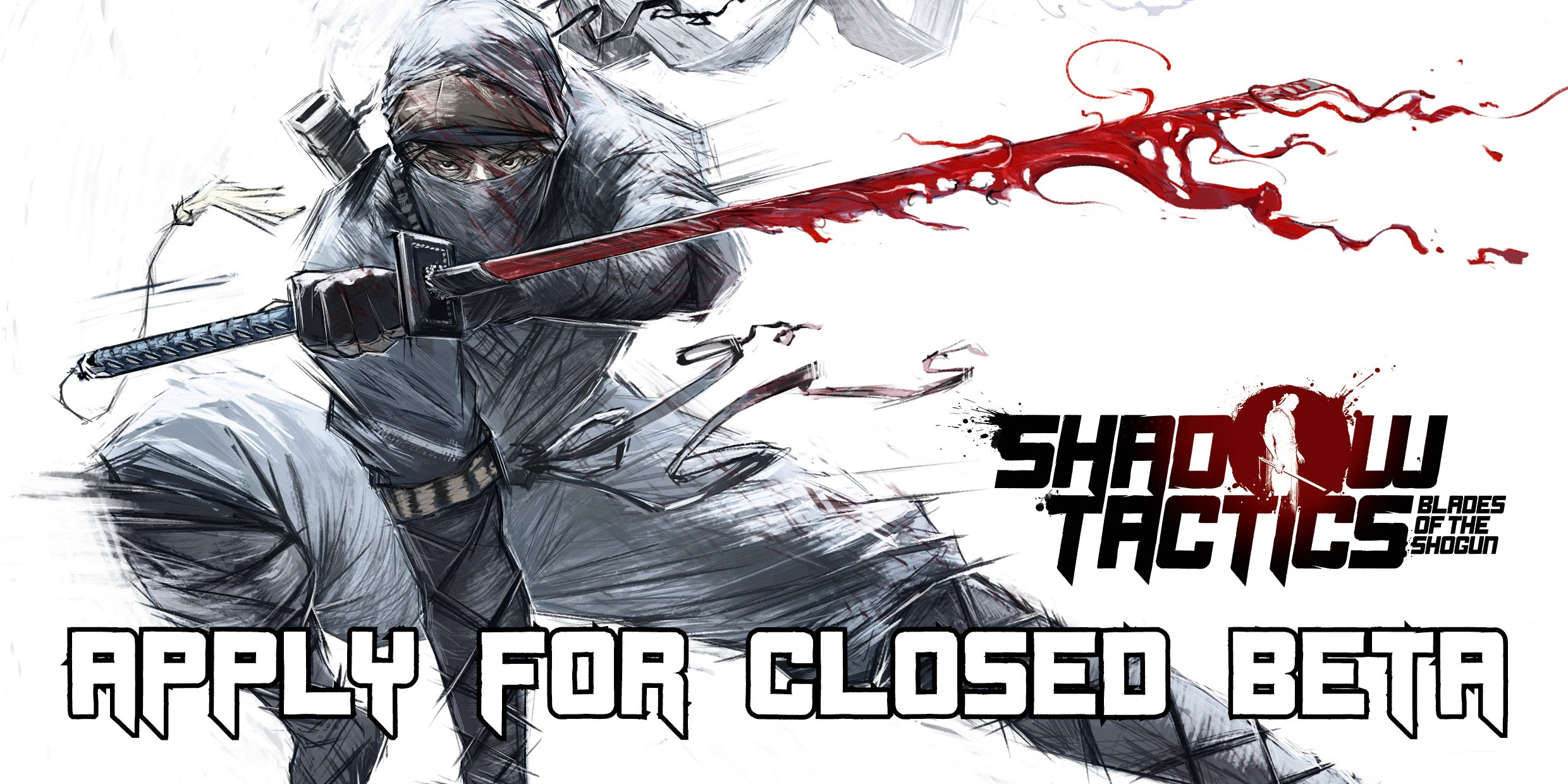 Shadow Tactics: Blades of the Shogun - Closed Beta Teaser