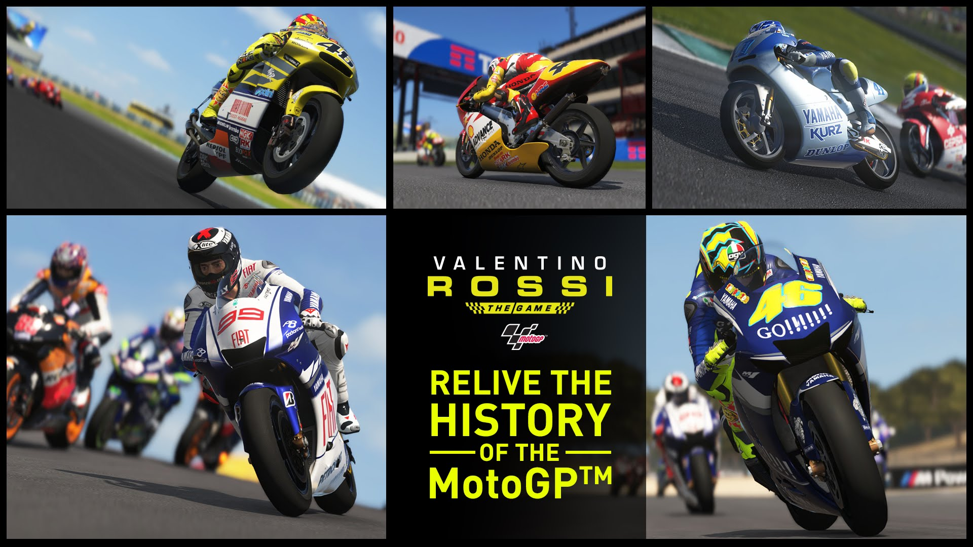 Valentino Rossi The Game - Historic Trailer