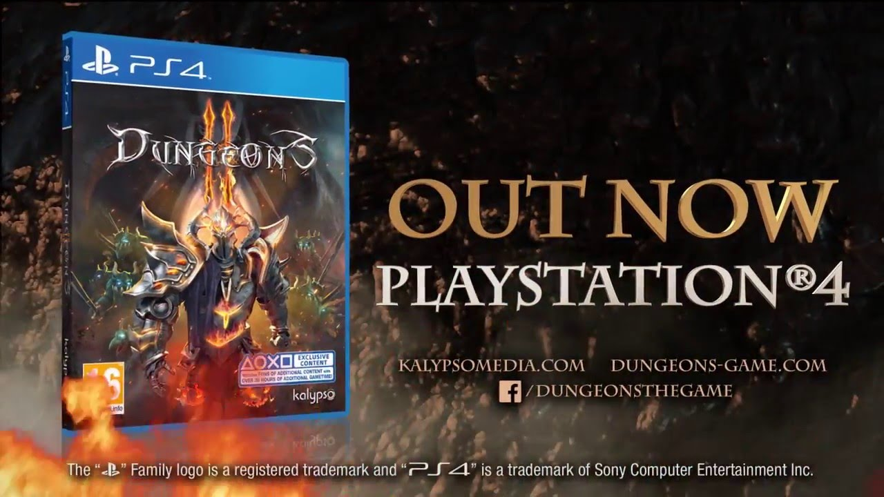 Dungeons 2 - PlayStation®4 Release Trailer