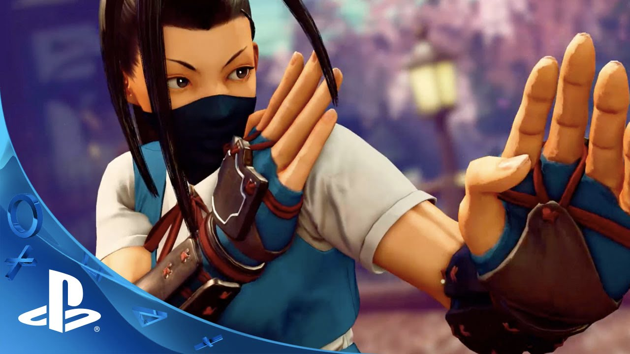 Street Fighter V - Ibuki Trailer