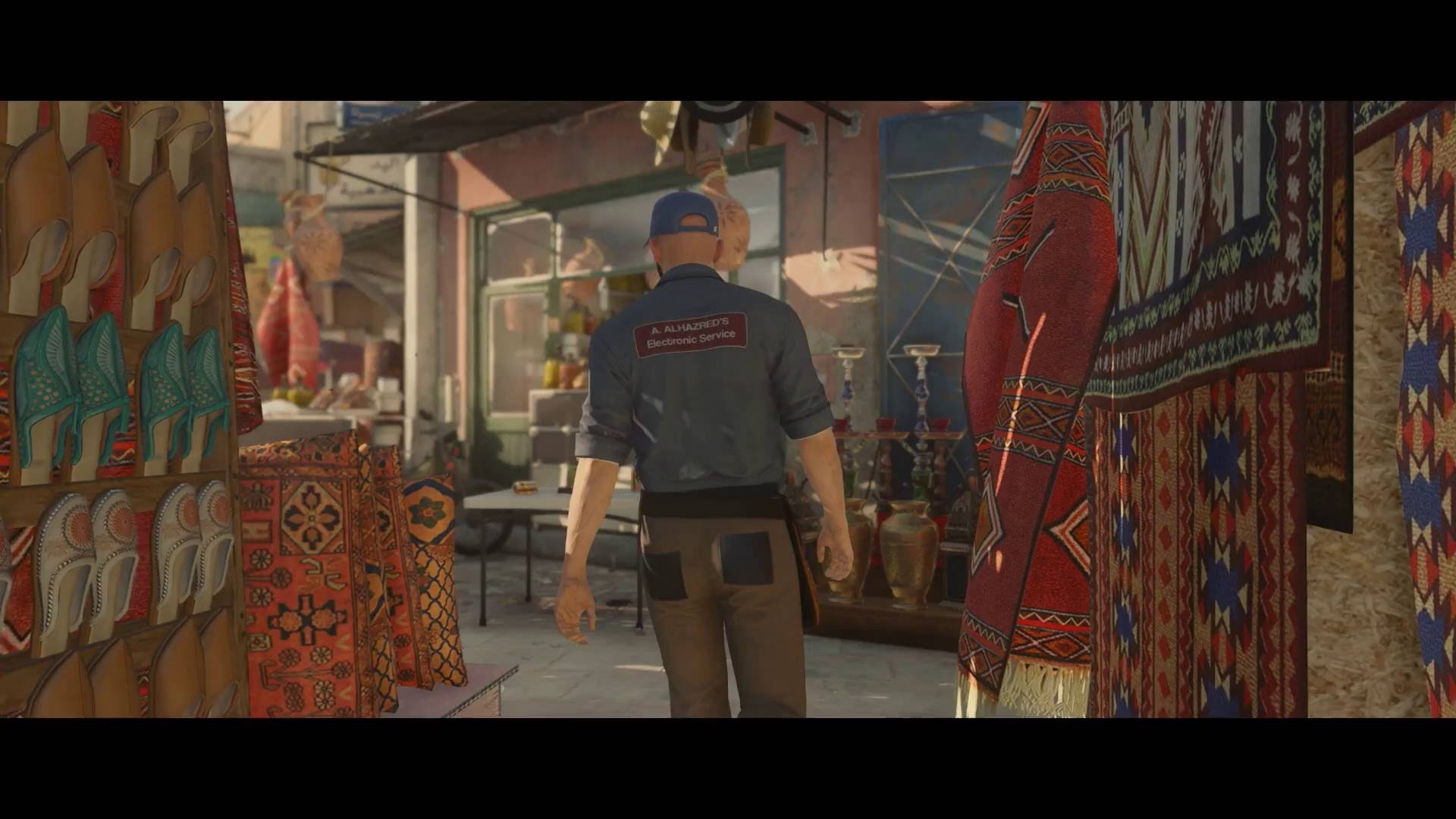 HITMAN Episode 3 | Marrakesh Launch Trailer