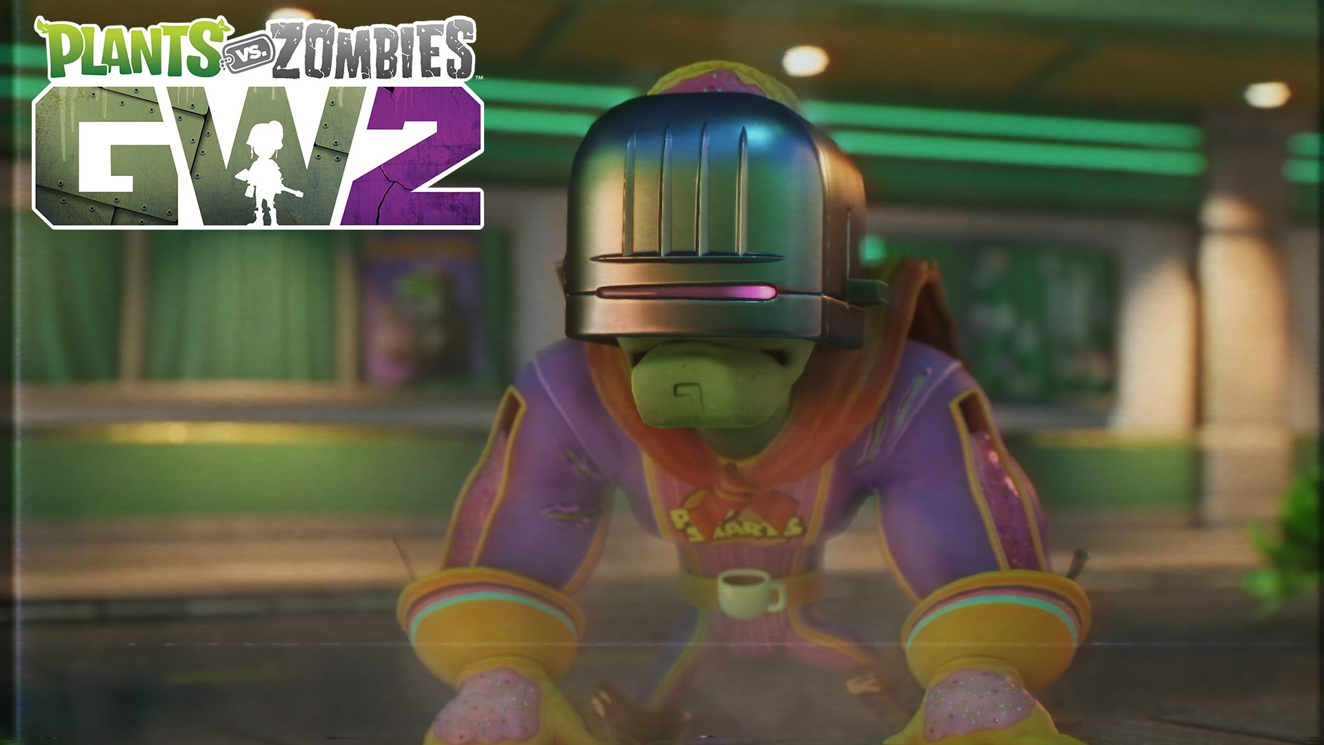 Title: Trouble in Zombopolis Trailer| Plants vs. Zombies Garden Warfare 2